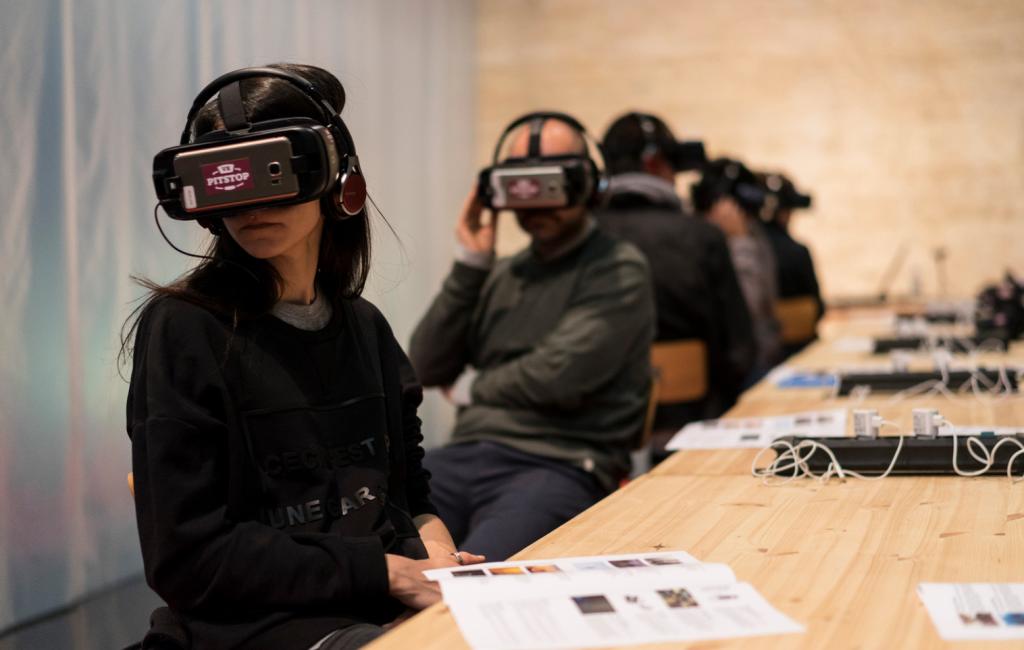 Laboratori d'històries VR